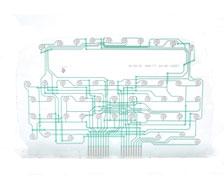笔记本键盘导电膜·